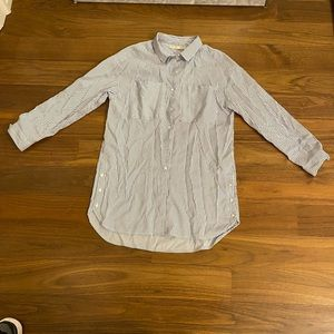 Zara button up shirt
